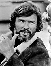 Kris Kristofferson giving a thumbs up