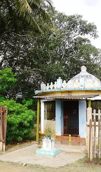 Krishnarajanagara - Image: Krsihnarajanagara. Old Railway Station 2