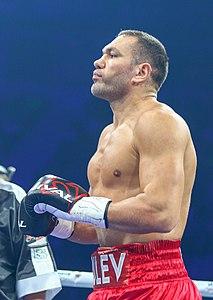 Kubrat Pulev Bulgarian boxer