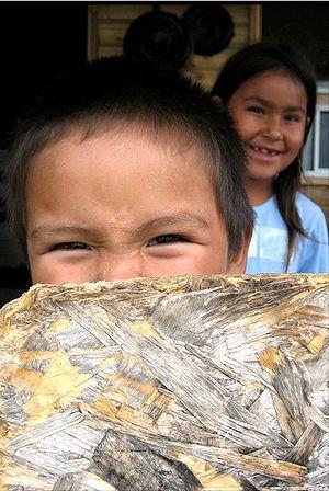 """Nunavik - Kuujjuamiuq or """"people of Kuujjuaq"""""""