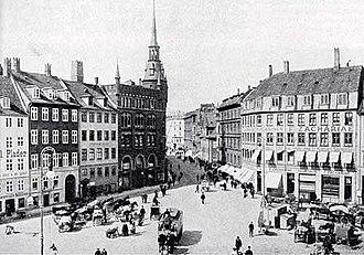Kultorvet - Kultorvet in 1895