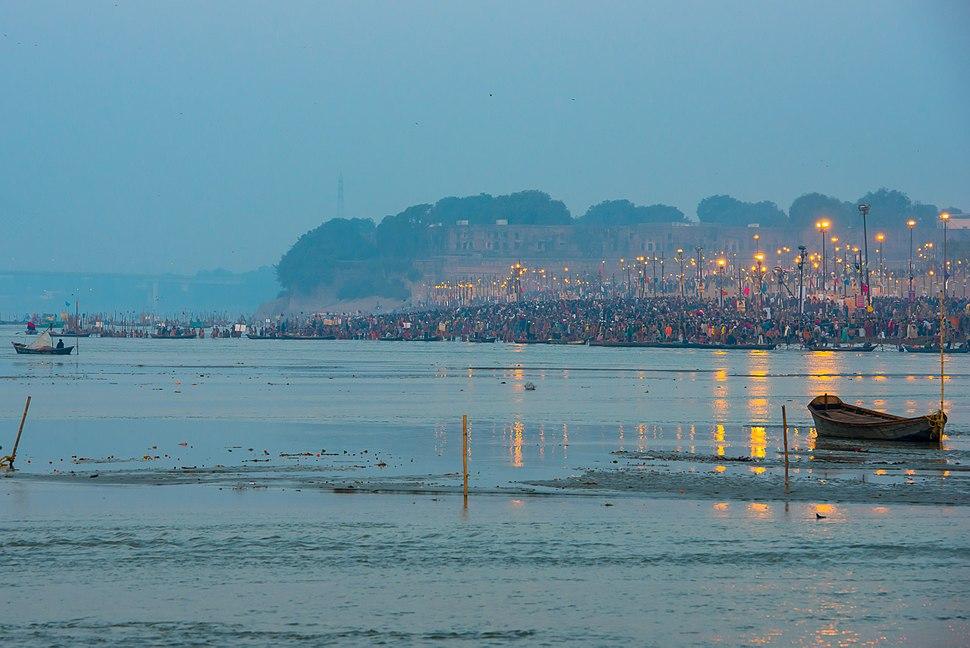 Kumbh Mela 2013 Sangam, Allahabd