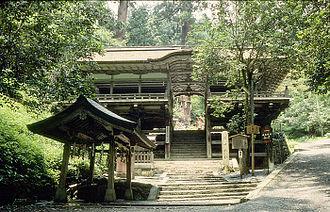 Mount Kurama - Shrine at Kurama Temple