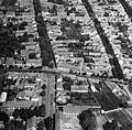 Légifotó, Szent Antal utca - Damjanich utca kereszteződése, jobbra a Mészáros Lázár utca. Fortepan 76720.jpg