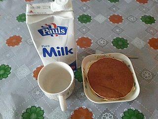 Pauls (dairy) Australian dairy brand name