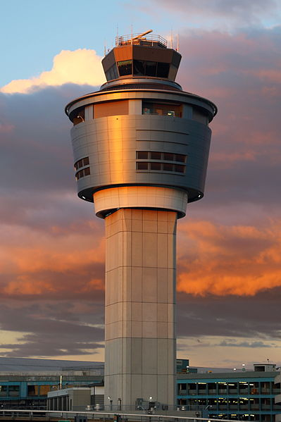 File:LGA CT sunset.JPG