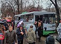 LM-2000 tram on tram parade in Moscow (2016 year).jpg