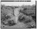 LSR-16, GUTTER, FACING WEST. - Lakeshore Road, Boulder Basin, Boulder City, Clark County, NV HAER NEV,2-BOUC.V,1-16.tif