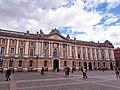 La place du Capitole à Toulouse,Haute Garonne,France.jpg