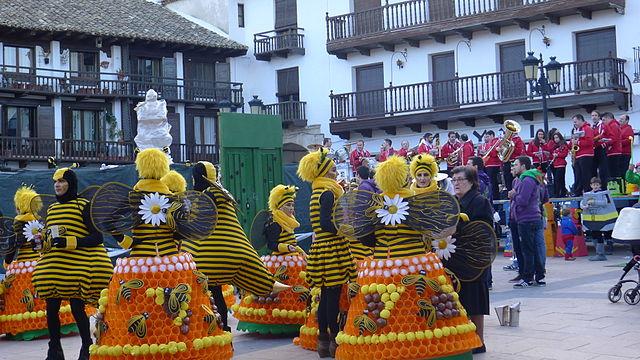 Carnavales manchegos de Tarazona