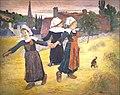 La ronde des petites bretonnes de P. Gauguin (Grand Palais, Paris) (37472107224).jpg