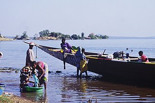 dam in Sikasso Region, Mali