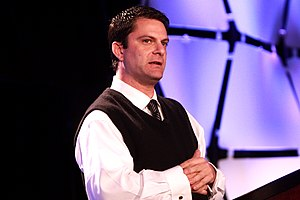 Lavabit - Levison in September 2013 at the Liberty Political Action Conference