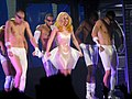 Lady Gaga performs Boys Boys Boys at Monster Ball UK.jpg