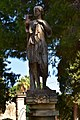 Lady fountain and background at San Anton Palace.jpg