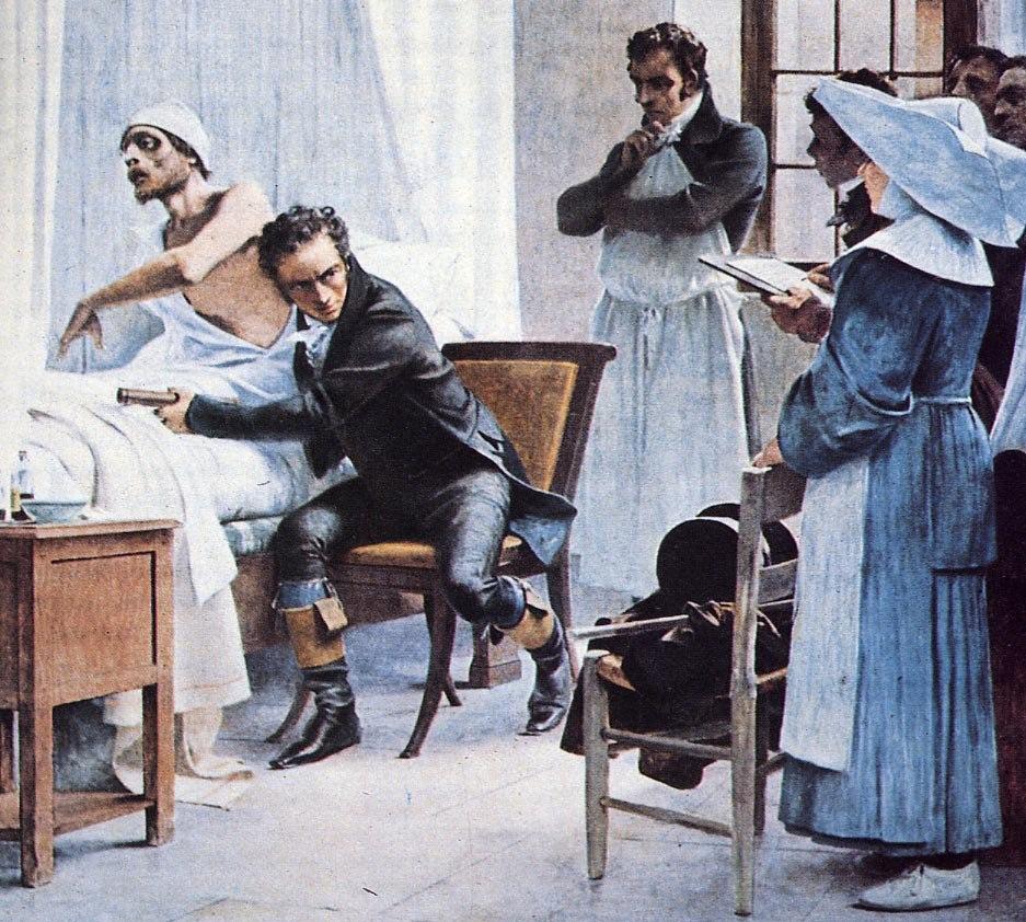 Laennec - Théobald Chartran