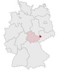 Altenburg - Marktplatz - Niemcy
