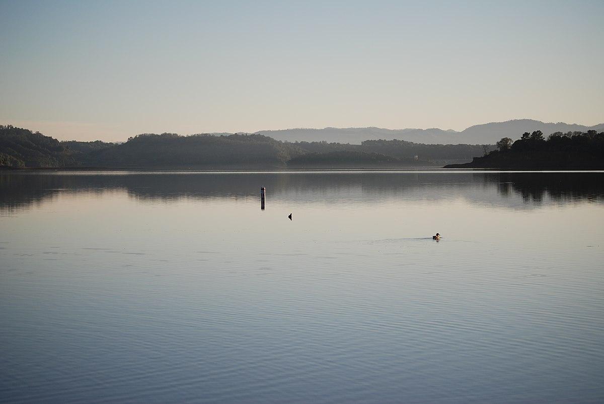 Mendocino Lake - Wikipedia