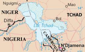 Image illustrative de l'article Lac Tchad