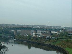 Queen Alexandra Bridge - Image: Lamb 197 alex bridge 1