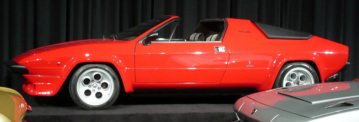 Lamborghini Silhouette Wikipedia