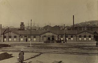Lambton railway station