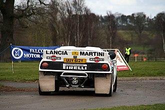 Lancia Rally 037 - Image: Lancia 037 2006
