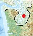 Landijs laatste ijstijd rond Seattle2.jpg
