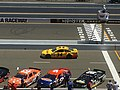 Landon Cassill 2017 Toyota Save Mart 350 qualifying.jpg