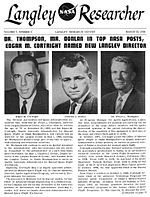 Langley Researcher periodical