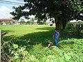 Lapangan PLTA Mrica Bawang, Banjarnegara By PISBON - panoramio.jpg