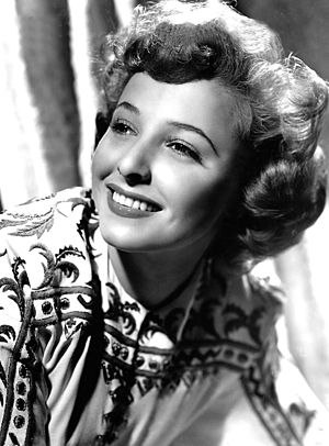 Laraine Day - Day in 1942