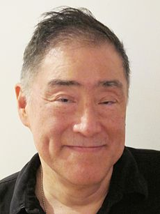 Larry Hama on September 17, 2014.jpg