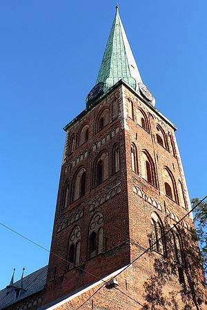 St. James's Cathedral, Riga - Image: Latvia Riga St.Jacob church