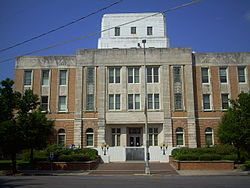 Lauderdale County Courthouse Meridian, MS.JPG