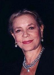 Lauren bacall wikipedia