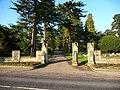 Laverstock - Cemetery - geograph.org.uk - 1713189.jpg