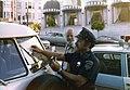 Lawrence Ferlinghetti gets Parking Ticket, 1960's (4023249228).jpg