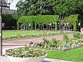 Le Havre Place hotel de ville fleurs.JPG