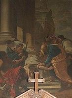 Le centurion Corneille aux pieds de Saint Pierre.jpg