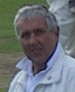 Barrie Leadbeater English county cricketer and umpire