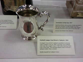 EFL Cup - Rather than the traditional medal, each member of the League Cup-winning team used to receive a tankard. Today, winning players receive medals.