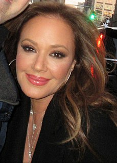 Leah Remini American actress and activist