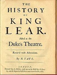 King Lear: A Verse Translation in English (Enjoy Shakespeare)