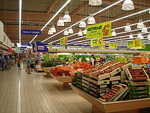 Food Shopping Discount