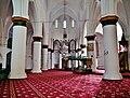 Lefkoşa Selimiye-Moschee (Sophienkathedrale) Innen Langhaus Ost 7.jpg