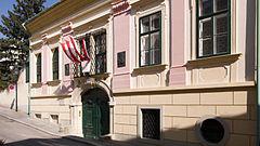 Wohnhaus Schikaneders (Lehár-Schikaneder-Schlössl) (Quelle: Wikimedia)