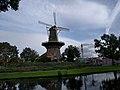 Leiden - Molen de Valk vanaf Rijnsburgersingel.jpg