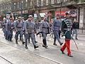 Lengyel katonai hagyományörzők - 2014.03.15 (4).JPG