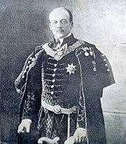 Count Leopold von Berchtold